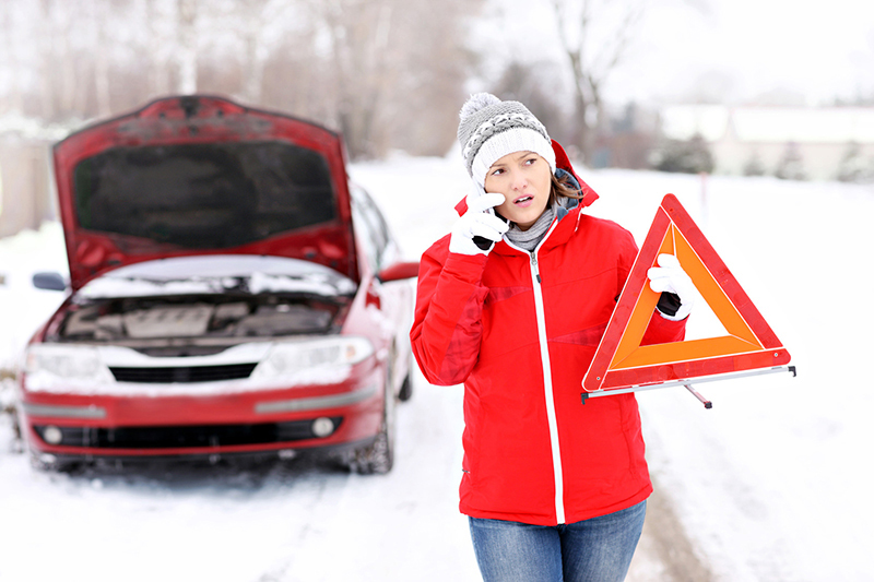 Car Insurance Coverage to Help You Survive the Winter