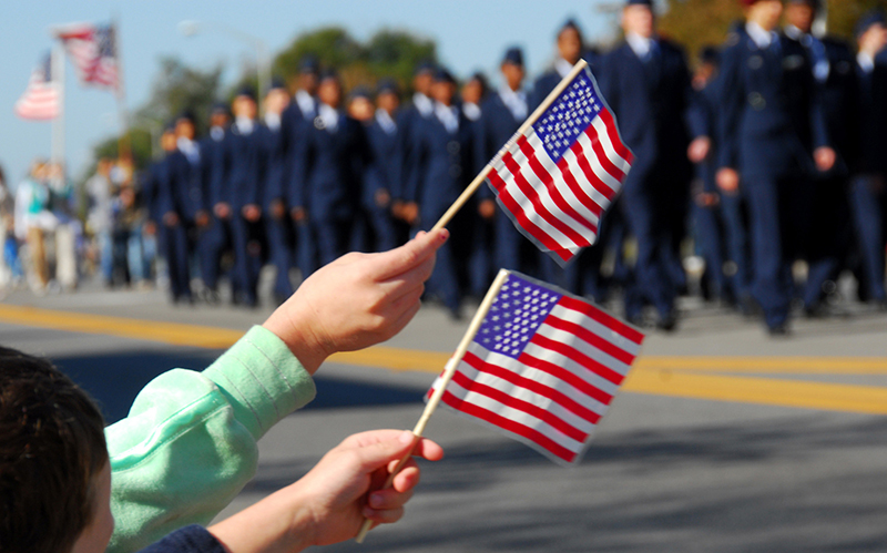 How to Honor Our Heroes This Veterans Day
