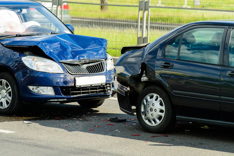 How to Determine Fault in an Auto Accident