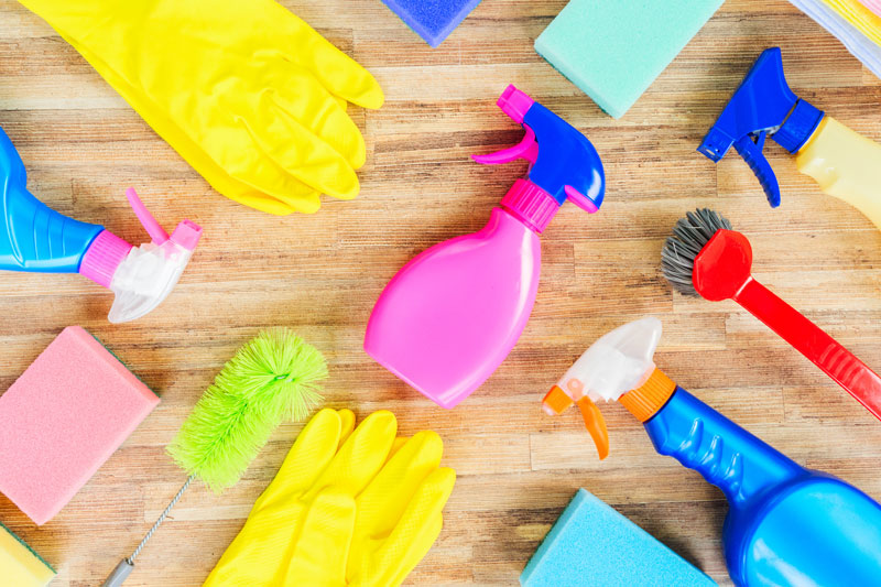 How to Avoid Home Insurance Claims with Spring Cleaning