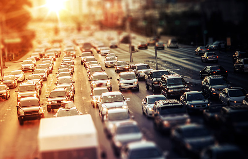 How to Keep Your Cool in Traffic Jams