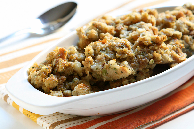 Simple and Easy Thanksgiving Stuffing Recipe