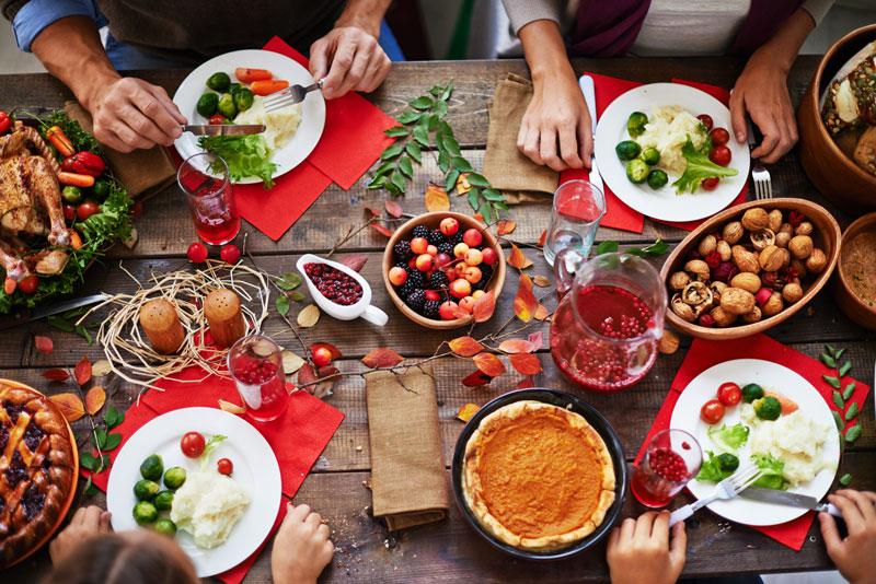 Holiday Dinner Recipe: Cranberry & Lentil Bake