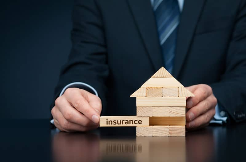 insurance and home