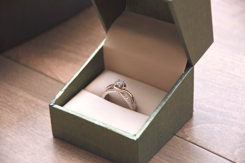 Home Insurance Endorsements You Should Consider a wedding ring in a box
