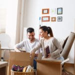 Do You Need Coverage for Your Move?couple packing up belonings