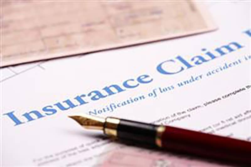Auto Insurance Claims: Do's and Don'ts an insurance claim form