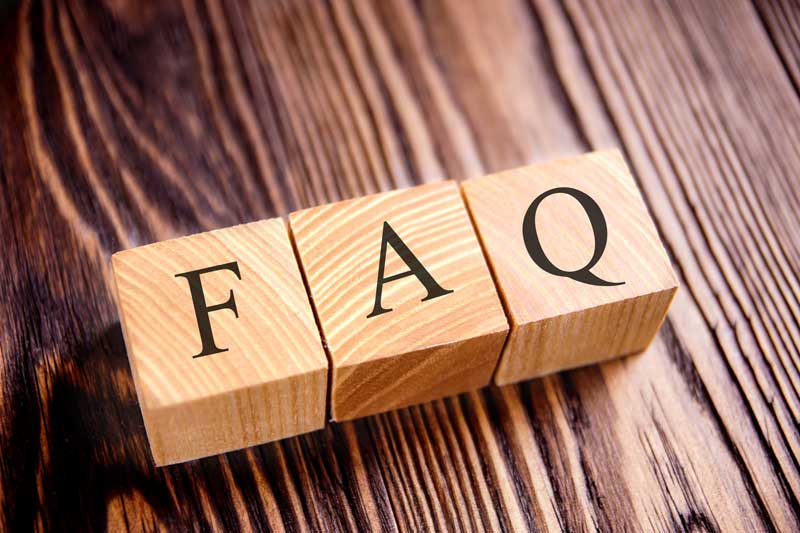 FAQ in blocks | Useful Answers to Common Home Insurance Questions