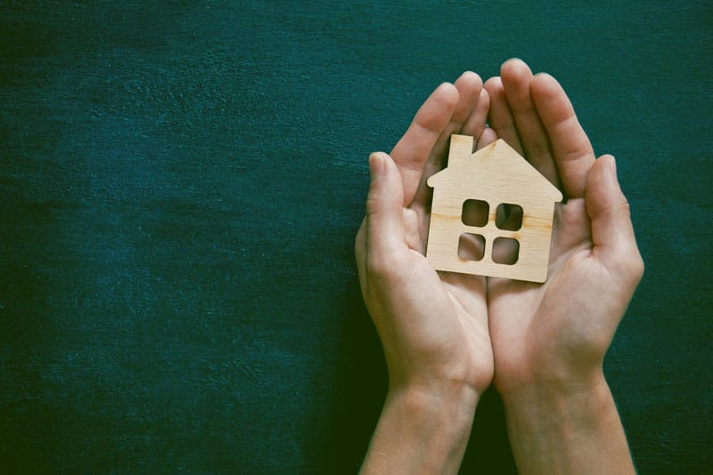 concept of home insurance   Unusual Home Security Tips You Didn't Know
