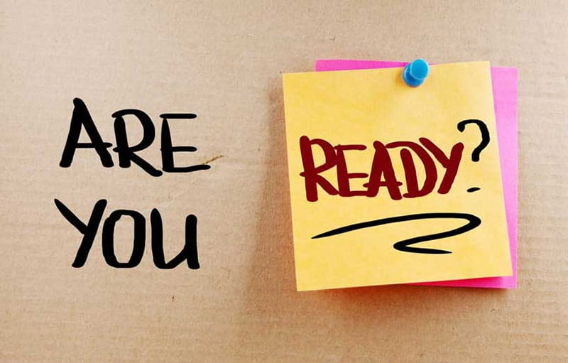 notes that say 'are you ready?'   Which Disasters Are Covered by Home Insurance?