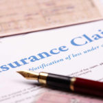 a home insurance claim form