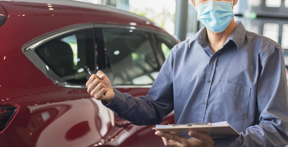 COVID impact on auto insurance